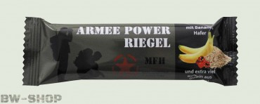 3er, 5er, 10er Pack Armee Power Riegel